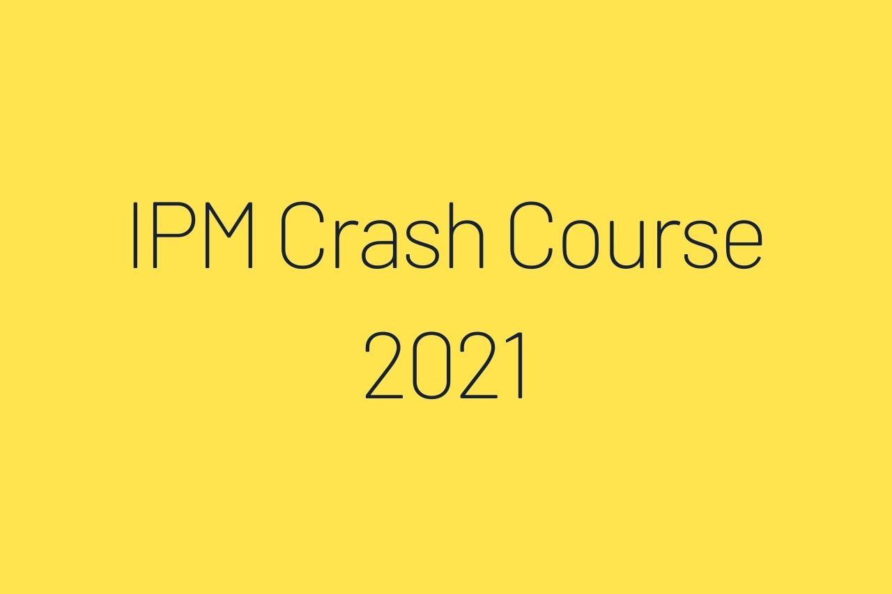 IPM -Yearlong - IPMAT-2022